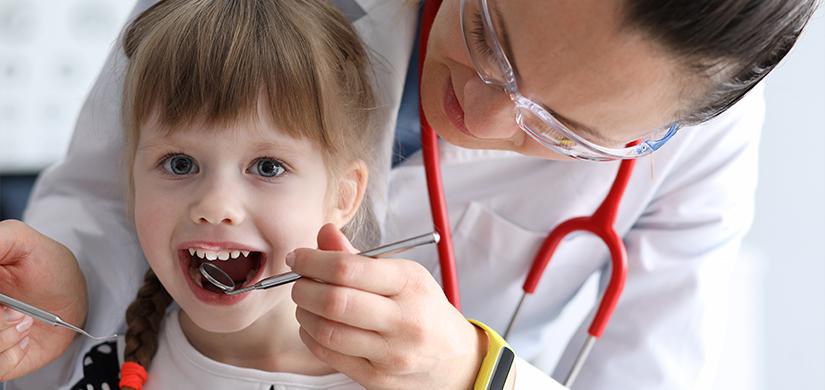 Gateway smile - Pediatric