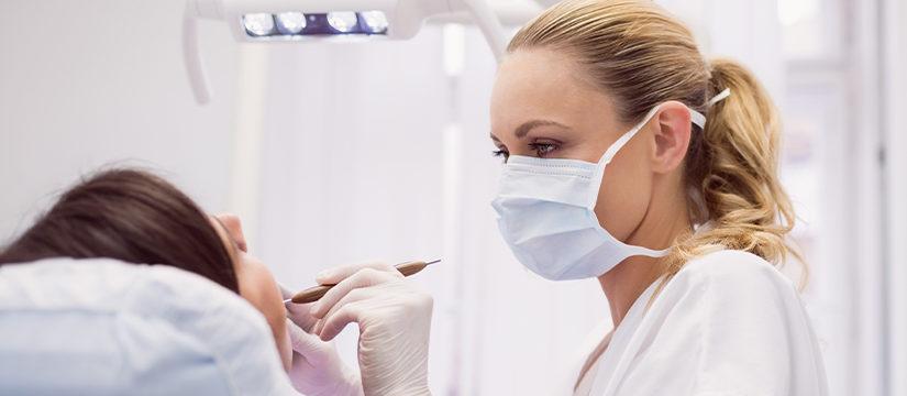 Gateway smile - Oral Examination