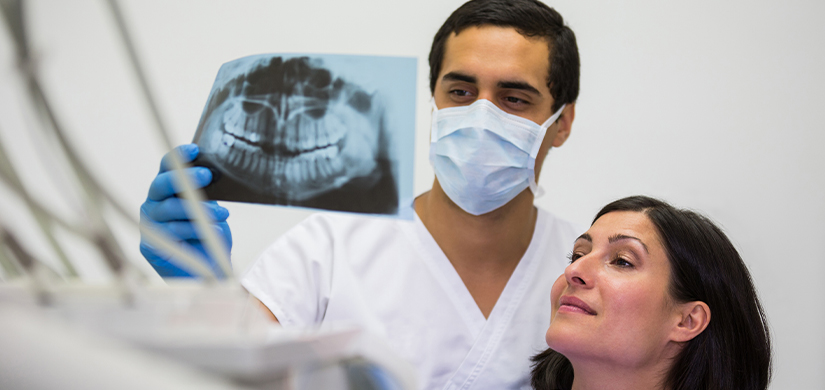 Gateway smile - Radiology